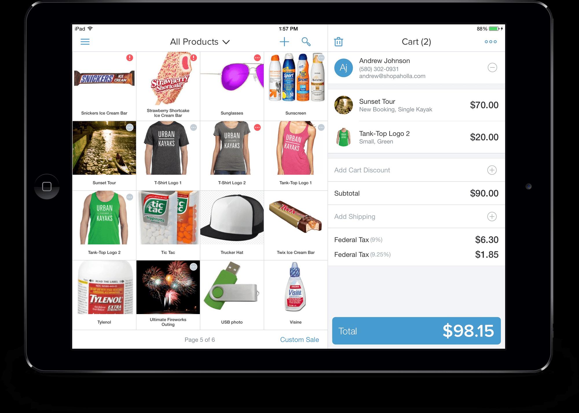 Shopify Pos Review Posoptions Com
